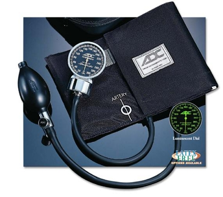 American Diagnostic Corporation Diagnostix 700 Series Pocket Aneroid Sphygmomanometer ADC