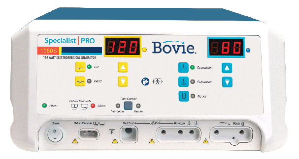 Bovie Specialist PRO Electrosurgical Generator A1250S