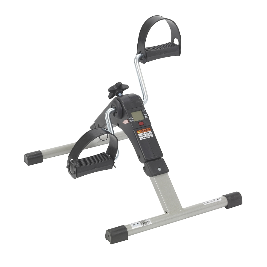 Drive Medical Digital Exercise Peddler For Arms Or Legs