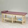 Clinton Industries H-Brace Bariatric Treatment Table 31 Inch Height