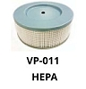 Adroit Medical VetPro Patient Warming System HEPA Replacement Air Filter VP-011 Single
