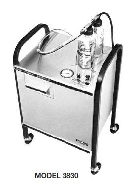 Gomco 3930 Mobile Uterine Aspirator