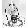 Adult Aerosol Mask with Nebulizer and 7 Feet Clear Tube Allied Healthcare 64085
