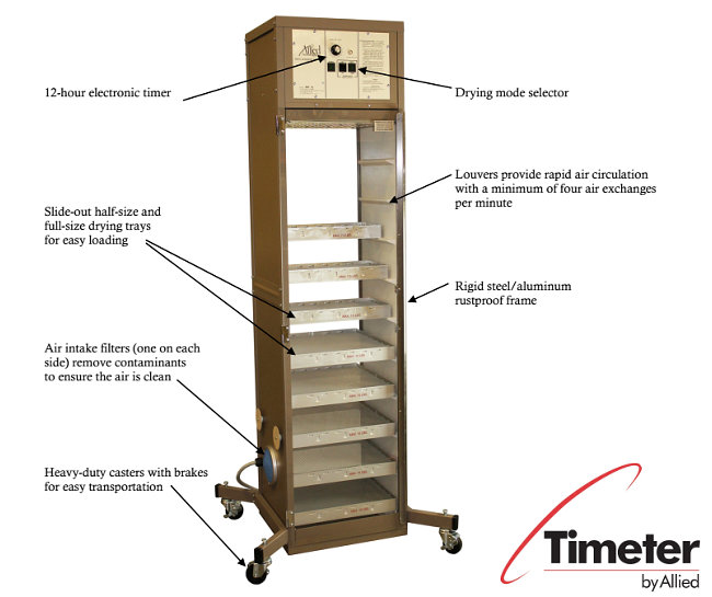 Medical Drying Cabinet ~ Medical drying cabinet by allied healthcare pat t