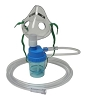 Allied Healthcare Schuco Pediatric Nebulizer Mask 7-Foot Tube 50 Case