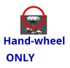Allied Healthcare Oxygen Tank Hand-wheel 66071 Box