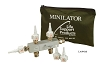 Allied Healthcare Minilator Oxygen Manifold 6 lpm L419-020