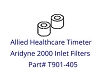 Allied Healthcare Timeter Aridyne 2000 Replacement Intake Filters T901-405