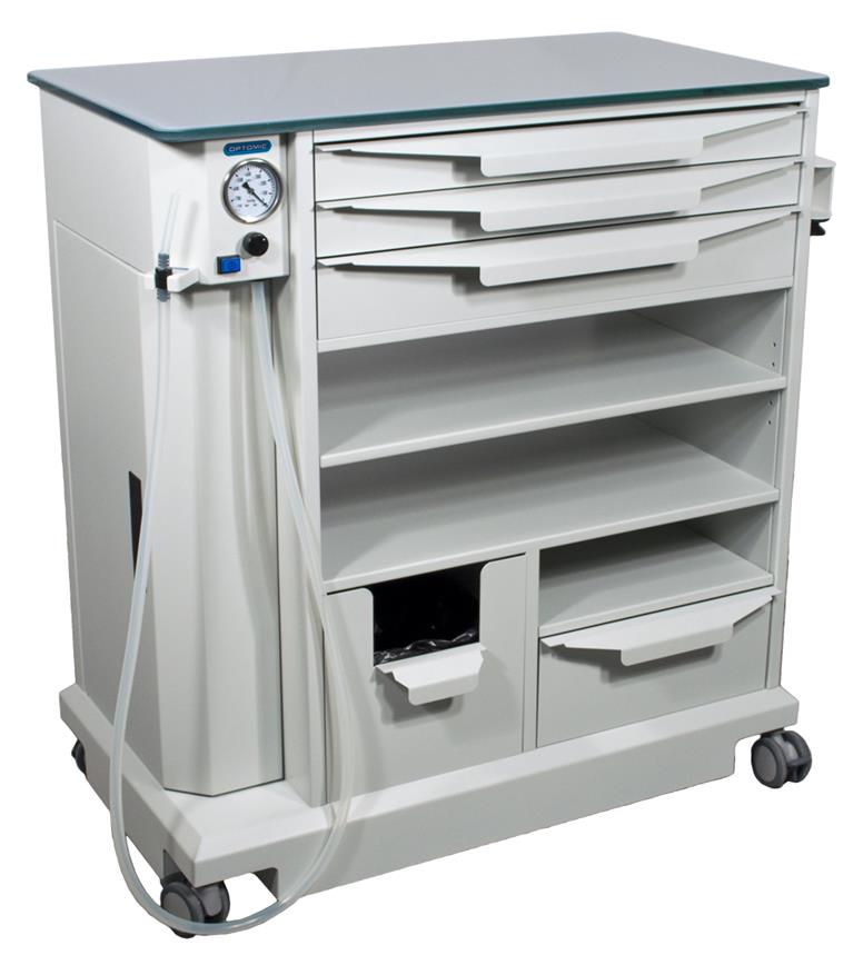 Otosmart ENT Treatment Cabinet with Suction BR900-7511