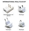 Burton Medical International Wall Plug Adapter Kit