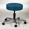 Clinton Adjustable 5-Leg Spin-Lift Stool with Aluminum Base 2150