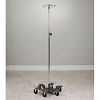 Adjustable Six-Leg, 4-Hook, Heavy Base Infusion Pump Stand