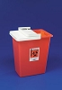 SharpSafety Covidien Large Volume Sharps Container 12 Gallon 8933