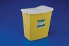 Covidien ChemoSafety Chemotherapy Sharps Container 2 Gallon