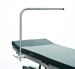 David Scott BD205 Standard Rigid L Shaped Anesthesia Screen