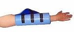 David Scott Blue Diamond Full Size Elbow Nerve Protector with Velcro