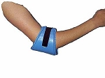 David Scott Oval Ulnar Nerve Protector with Velcro Elbow Protection