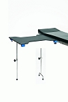 David Scott BD325 Carbon Fiber Hourglass Single Post Leg Surgery Table
