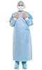 Halyard Ultra Film Reinforced XX-Large Surgical Gown 30/cs 95431
