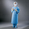 Halyard Ultra Non-reinforced Sterile Surgical Gown with Towel Small Single Pack 95101