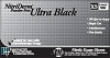 IHC Nitrile Ultra Black Exam Glove Large 187300 Case
