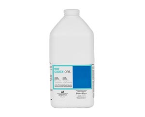 Cidex OPA Sterilant Case of 4 1 Gallon Bottles