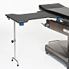 Mid Central Medical Carbon Fiber Arm and Hand Surgery Table with Double Foot Brace MCM326
