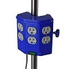 MCM Power Strip for IV Pole MCM232