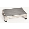 MCM 140 Stainless Steel Stacking Interlocking Step Stool