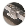 MCM 162 Side Rail Socket Stainless Steel