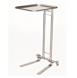 Mayo Stand 16 x 21 Tray Stainless Steel MCM 751