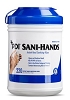 PDI Sani-Hands Instant Hand Sanitizing Wipes Large P15984 Case