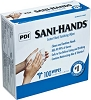 PDI Sani-Hands Instant Hand Sanitizing Wipes Individual Packets Box of 100 D43600