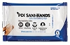 PDI Sani-Hands Instant Hands Sanitizing Wipes Bedside Pack P71520
