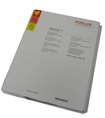 Schiller Recording Paper for CS-200 All AT-2 Series 1 Pack