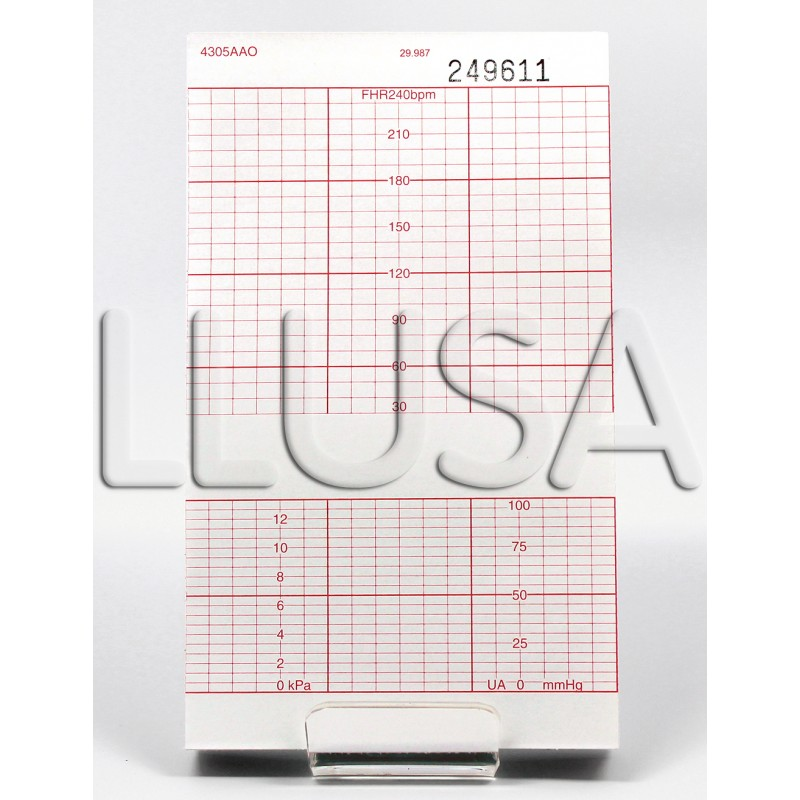 GE Medical E9005HM Chart Paper
