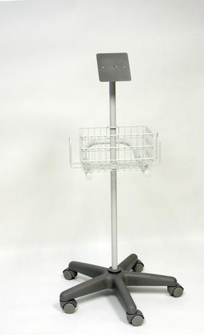 Summit Doppler Hand-Held Doppler Stand with Storage Basket