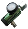 CGA 540 Style Oxygen Regulator - 0 to 15 L/Min (DISS Outlet)