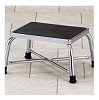 Clinton Chrome Bariatric Step Stool T-6142