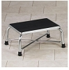Clinton Large Top Chrome Bariatric Step Stool T-6242