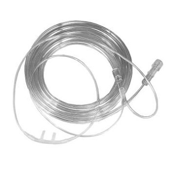 Allied Healthcare - Nasal Cannula - 7 Feet Tubing - Soft-Tip - Latex Free - Case of 50