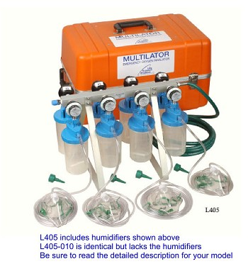 Allied Healthcare Lsp Multilator Oxygen Distribution