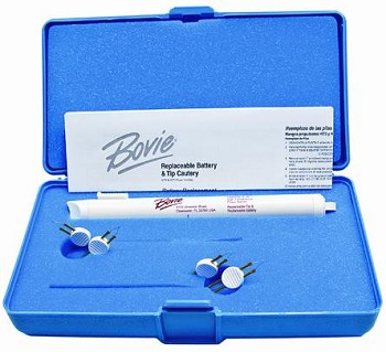 Bovie DEL1 Change-A-Tip Deluxe High Temperature Cautery Kit