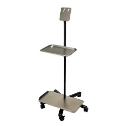 Bovie A812-C Mobile Stand with trays for A900 A940 A950 Electrosurgical Systems
