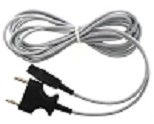 ENT Surgical Bipolar Connection Cable for Coagulation Electrodes BR90-19231