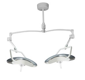 Double Ceiling Mount LED Exam Light Philips Burton AIM LED ALEDDC 230V
