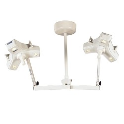 Outpatient II Double Ceiling Mount Surgery Light / 230V