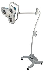 Floorstand Exam Light Philips Burton AIM-50 A50FL