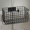 Clinton Heavy Duty Wire Basket for IV Pole IV-51B Clampless
