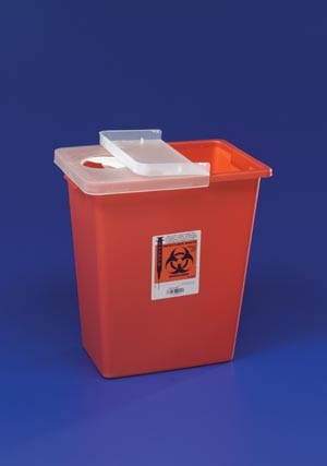 Covidien Sharpsafety Large Volume Sharps Container 8
